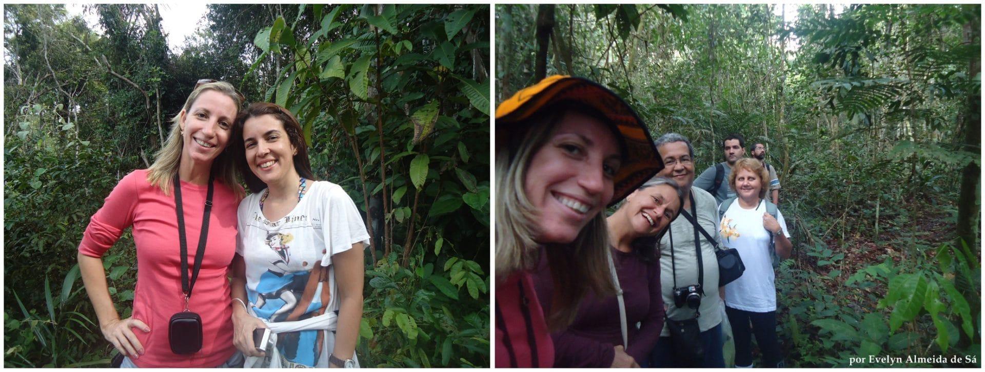 Evelyn 1 - Roteiro Amazônia – dia 2