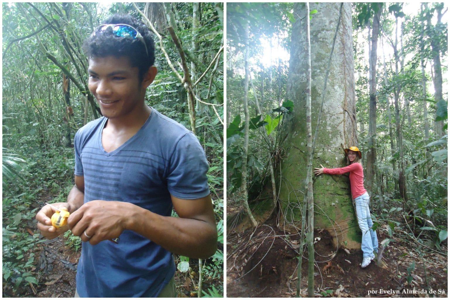 Evelyn 2 - Roteiro Amazônia – dia 2