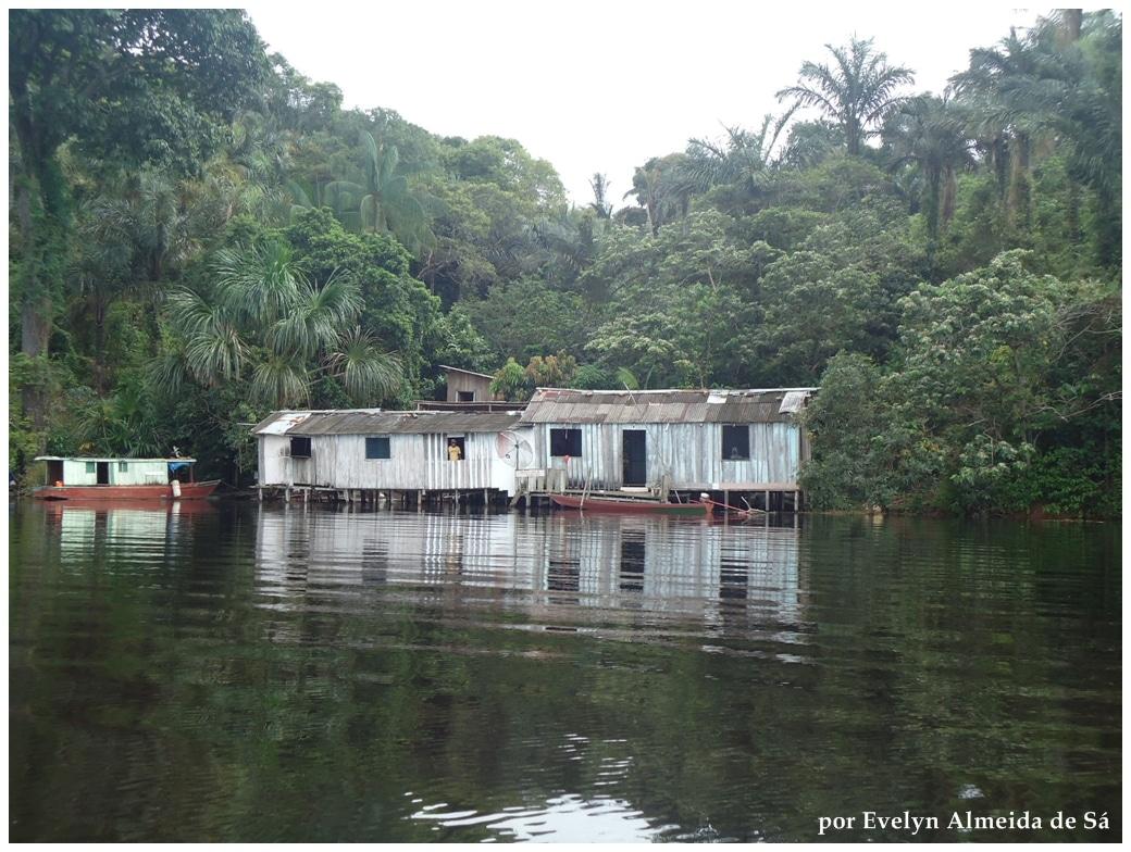 Evelyn 3 - Roteiro Amazônia – dia 2