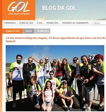 Gol1 - Na Mídia