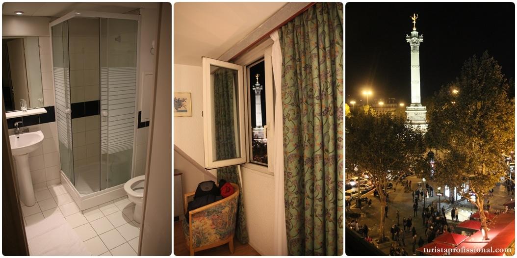 Hotel em Paris 2 - Dica de hotel em Paris com boa localização e preço razoável
