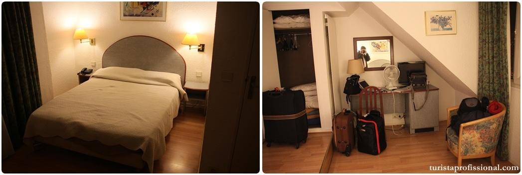 Hotel em Paris - Dica de hotel em Paris com boa localização e preço razoável