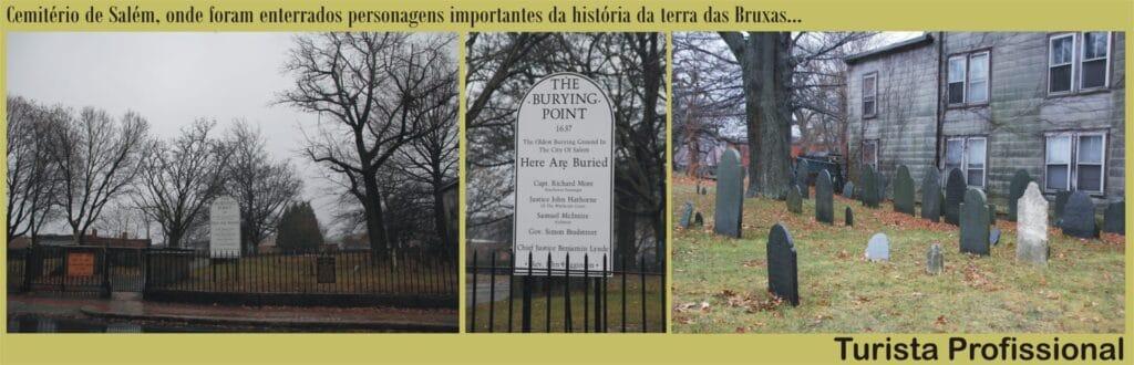 Salém Cemitério 1024x330 - Como chegar e o que fazer em Salém, a cidade das bruxas