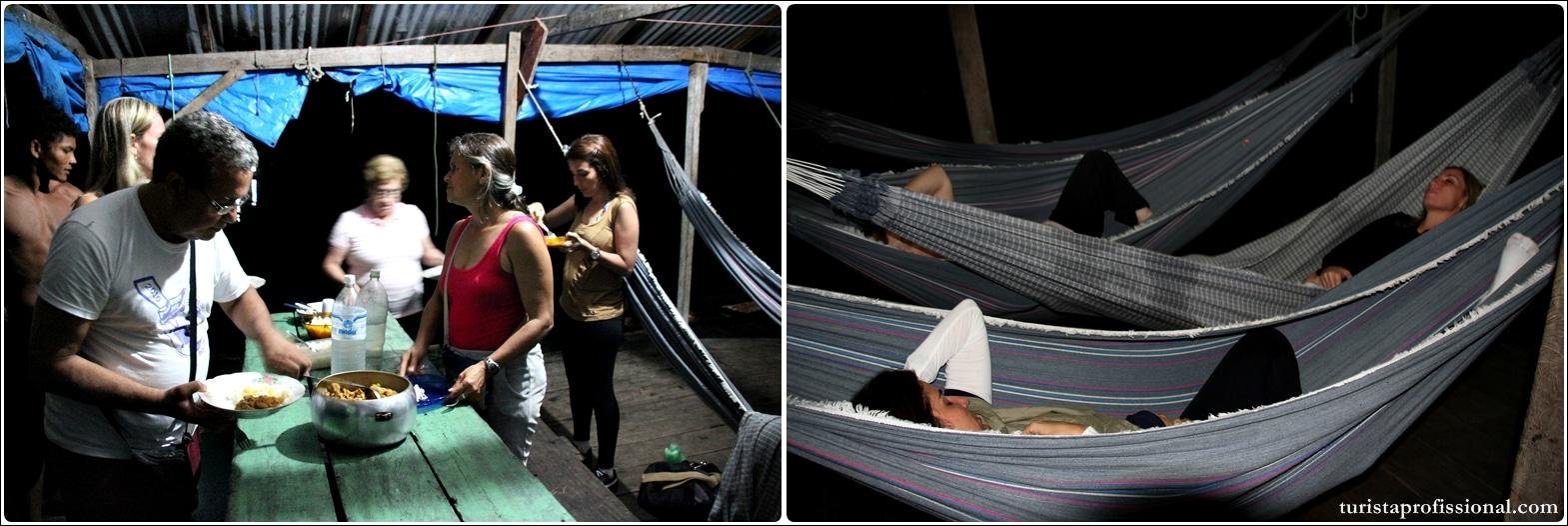 Selva Amazônica 4 - Turismo antropológico: dormir na casa de um ribeirinho em plena floresta amazônica