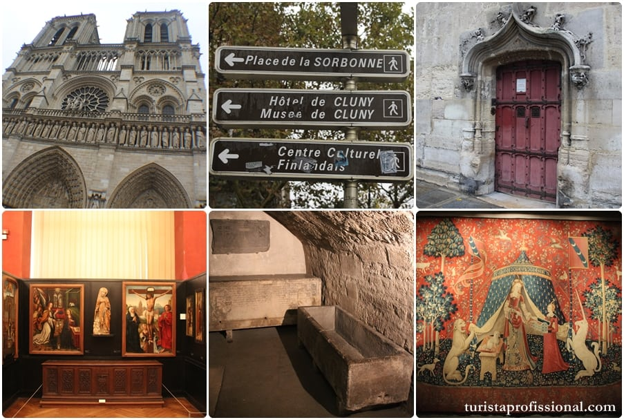 Uma tarde em Paris