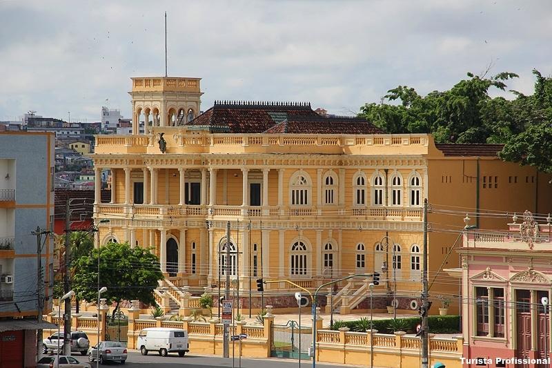 palacio rio negro manaus o que ver - O que fazer em Manaus