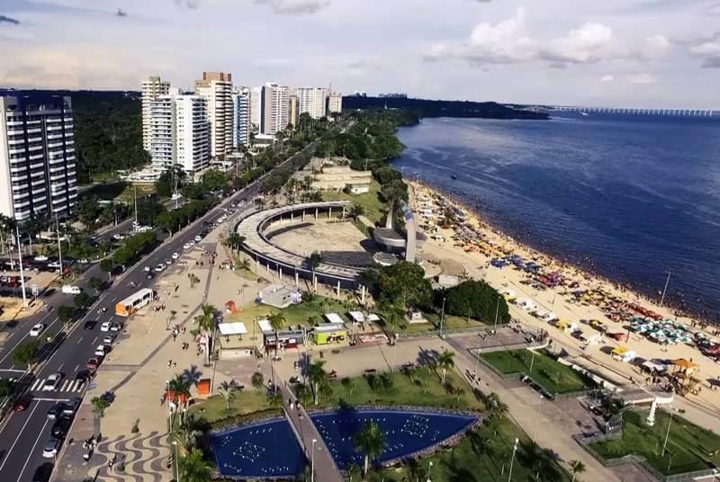 praia de ponta negra manaus - O que fazer em Manaus
