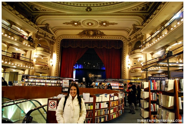 El Ateneo em Buenos Aires - Roteiro de 3 dias em Buenos Aires: dia 3