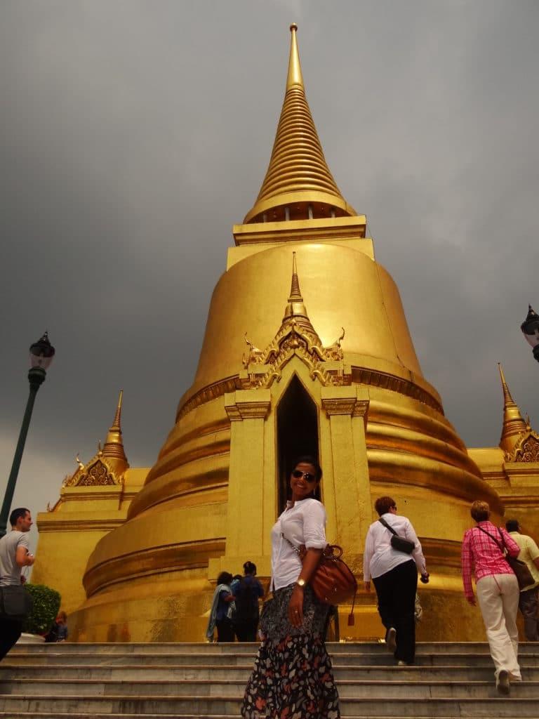 Grand Palace - Roteiro de 2 dias em Bangkok