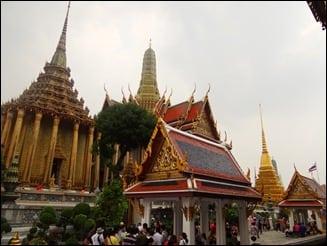 GrandPalace2 - Roteiro de 2 dias em Bangkok