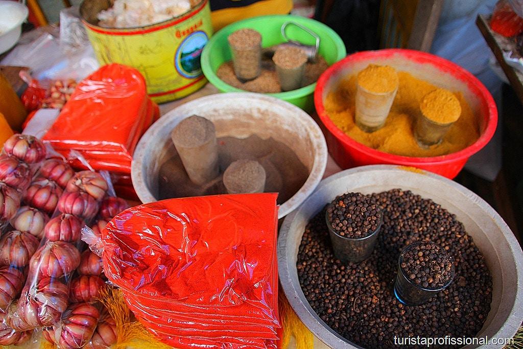 Manaus ervas e temperos 6 - Bebidas e comidas típicas da Amazônia