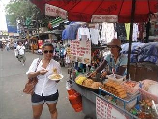 PadThaiembarraquinaderua - Roteiro de 2 dias em Bangkok