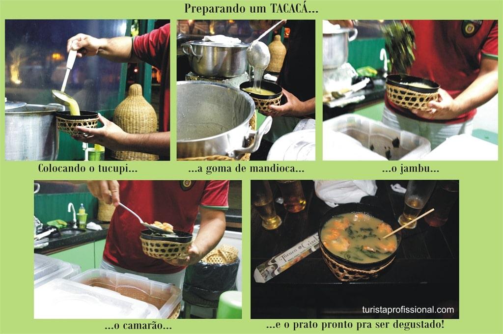 Tacac Manaus thumb - Bebidas e comidas típicas da Amazônia