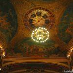 Teatro Amazonas Salo principal teto 150x150 - Teatro Amazonas - símbolo de uma época áurea no meio da floresta