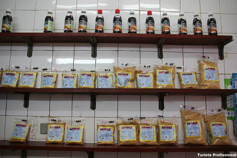 guarana do amazonas - Bebidas e comidas típicas da Amazônia