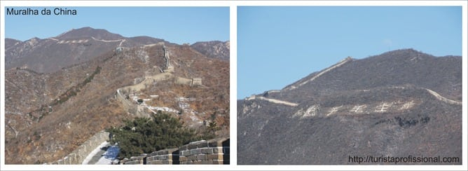 4 Muralha da China - Olhares | Muralha da China