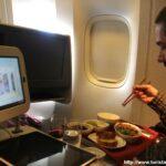 Como é voar na Classe Executiva da Air China