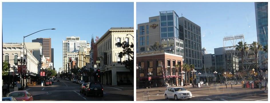 Centro de San Diego - Dica de hotel em San Diego