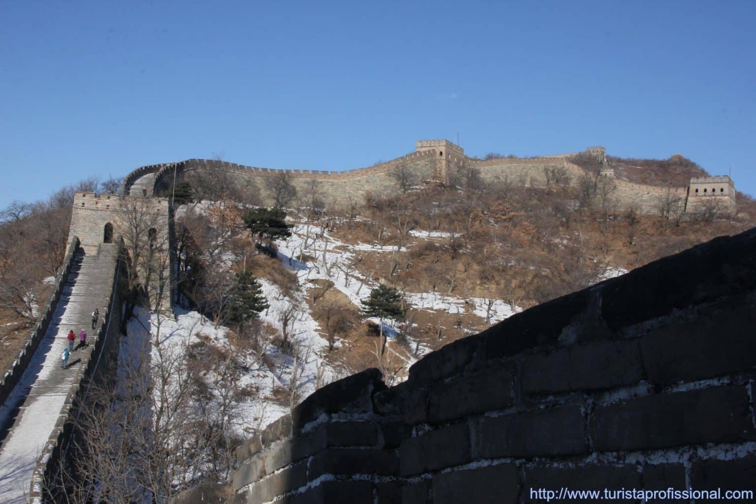 Muralha da China 10 - Olhares | Muralha da China
