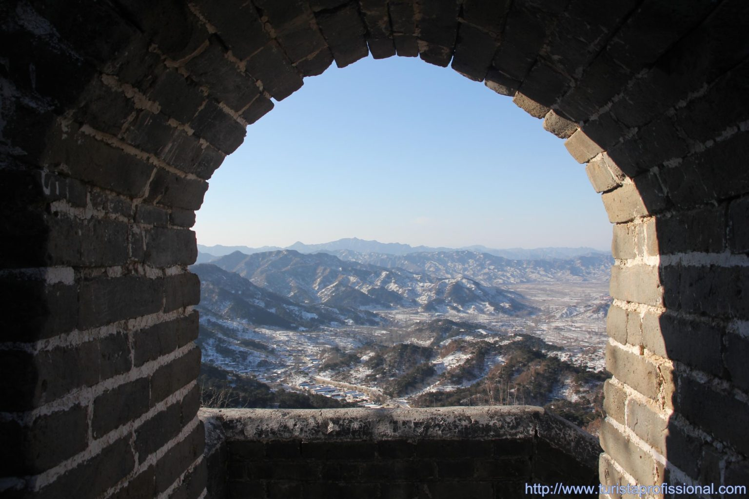 Muralha da China 12 - Olhares | Muralha da China