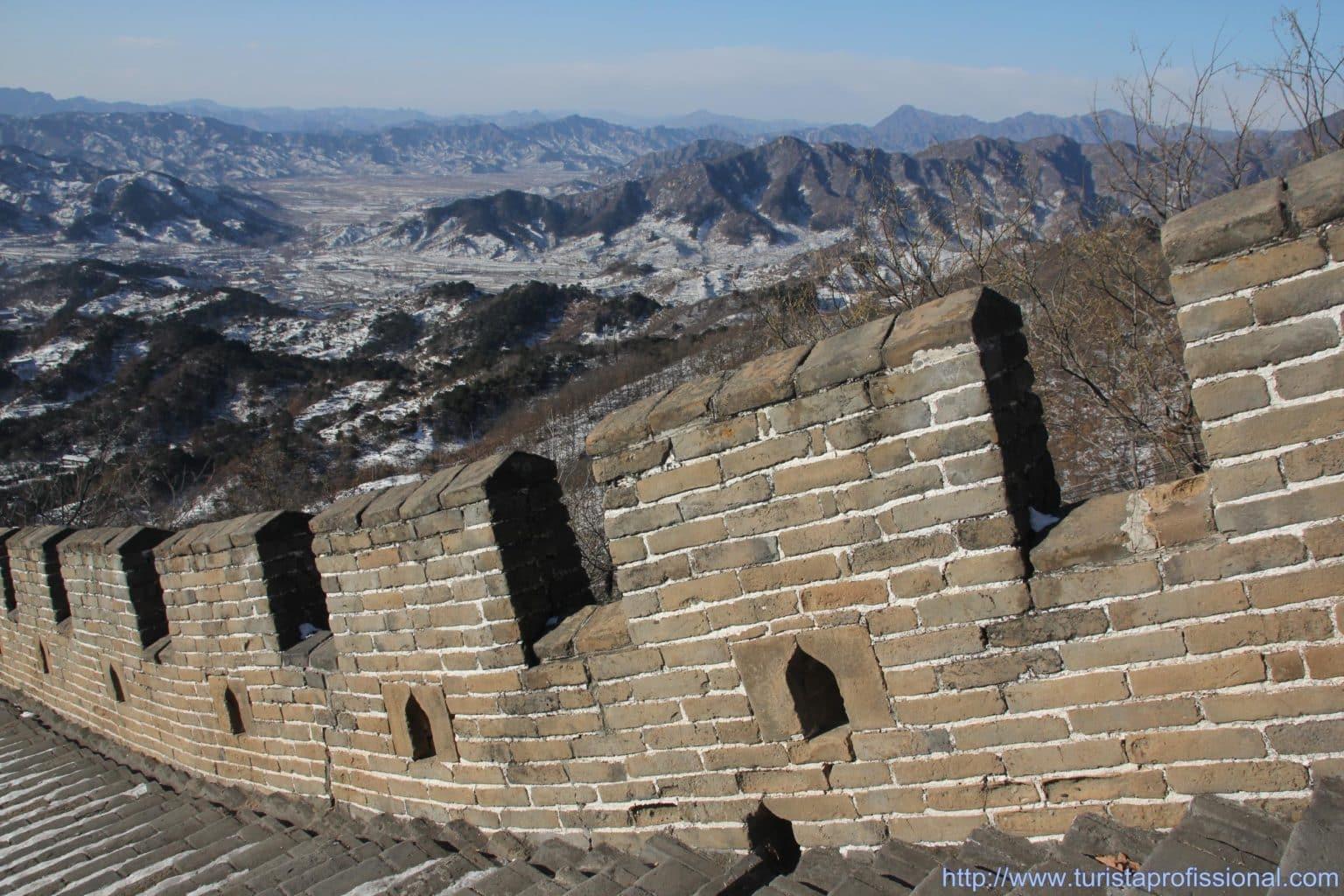 Muralha da China 13 - Olhares | Muralha da China