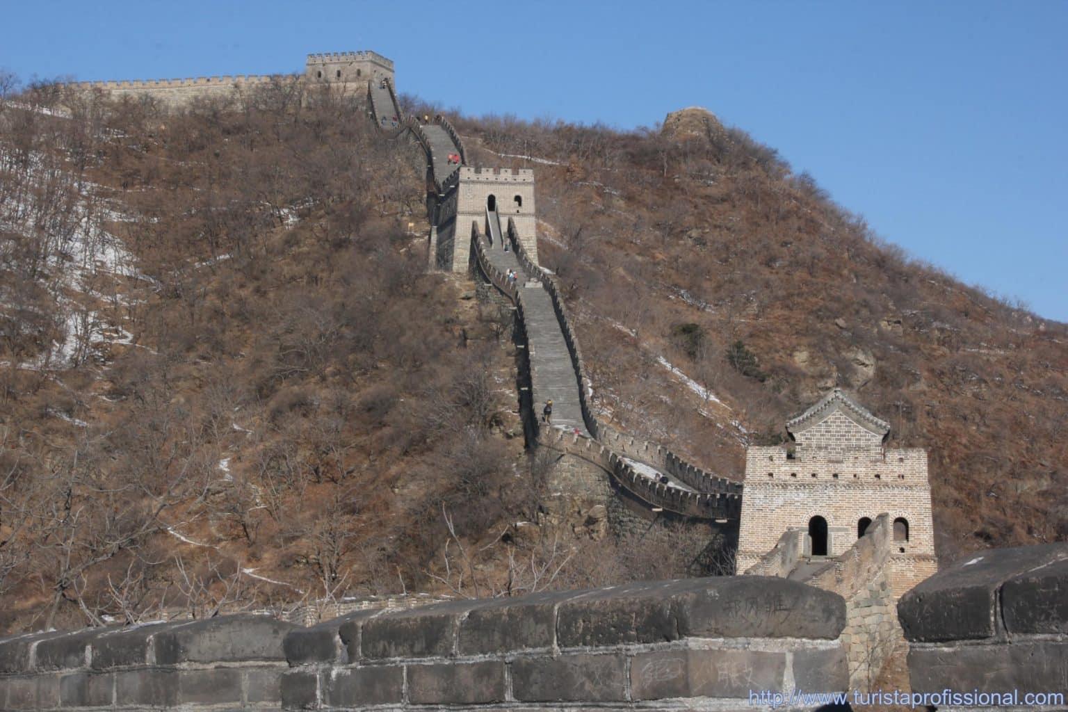 Muralha da China 17 - Roteiro de 3 dias em Pequim