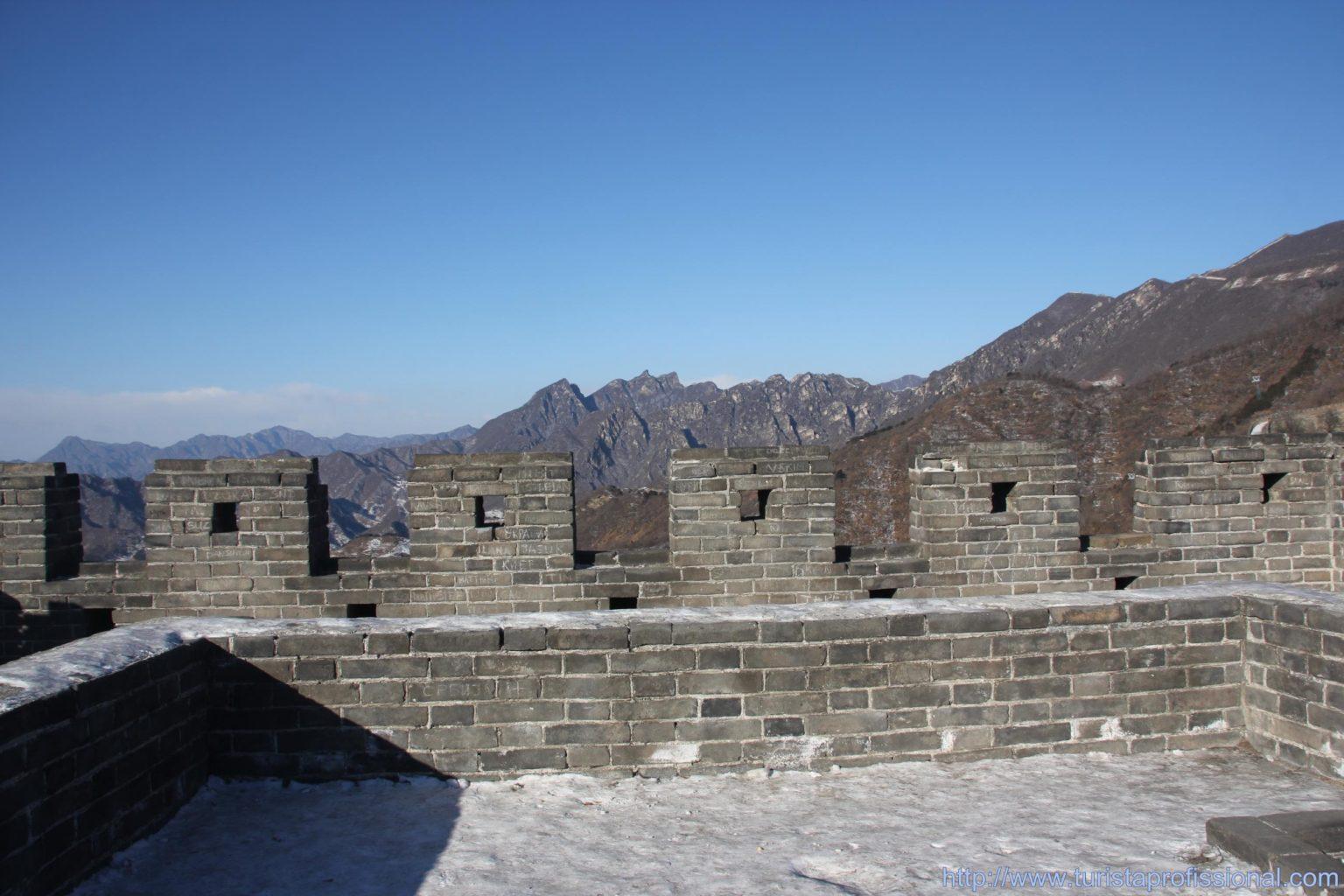 Muralha da China 5 - Olhares | Muralha da China