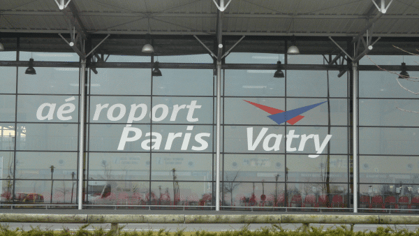 Aeroporto de Vatry