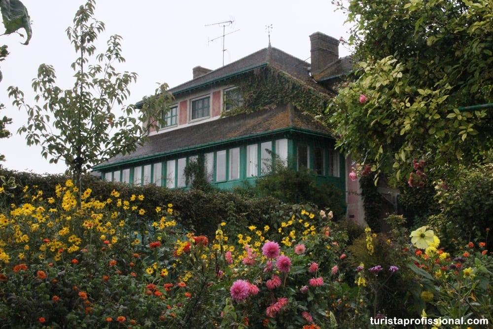 Como chegar aos jardins de Monet
