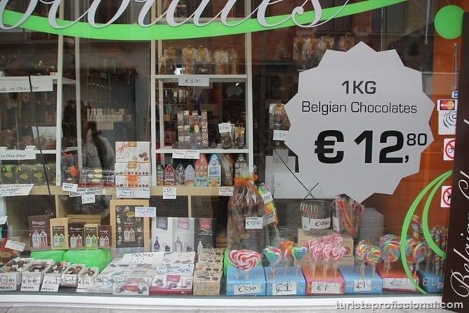 Chocolate Belga 1 - Chocolates belgas, fama verdadeira