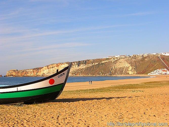 Nazar Portugal 112 - Nazaré, Portugal: ondas gigantes e tradição portuguesa