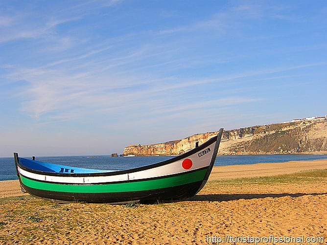 Nazar Portugal 114 - Nazaré, Portugal: ondas gigantes e tradição portuguesa
