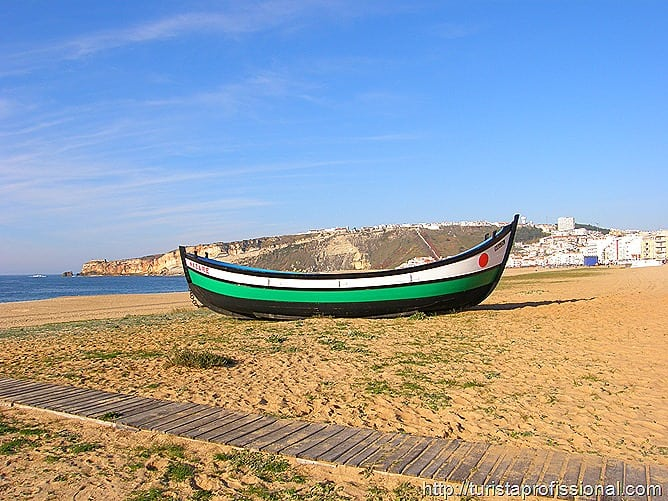 Nazar Portugal 118 - Nazaré, Portugal: ondas gigantes e tradição portuguesa