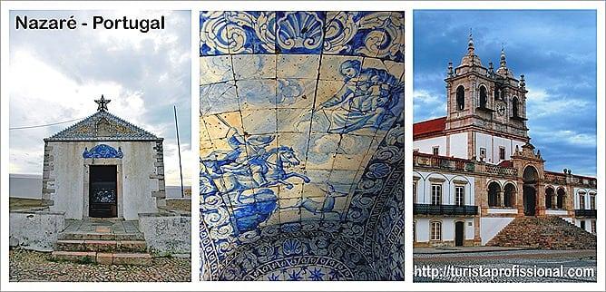 Nazar Portugal Capela - Nazaré, Portugal: como chegar e o que fazer