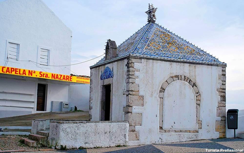 capela nazare portugal - Nazaré, Portugal: como chegar e o que fazer