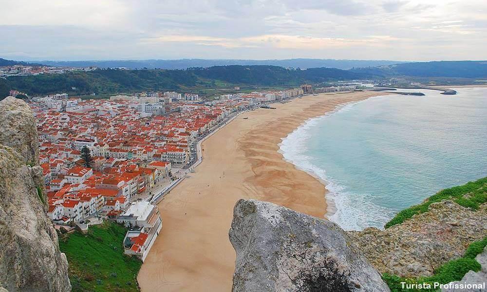 nazare portugal - Nazaré, Portugal: como chegar e o que fazer