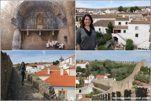 o que ver em obidos - Roteiro de 7 dias em Portugal: de Lisboa ao Porto