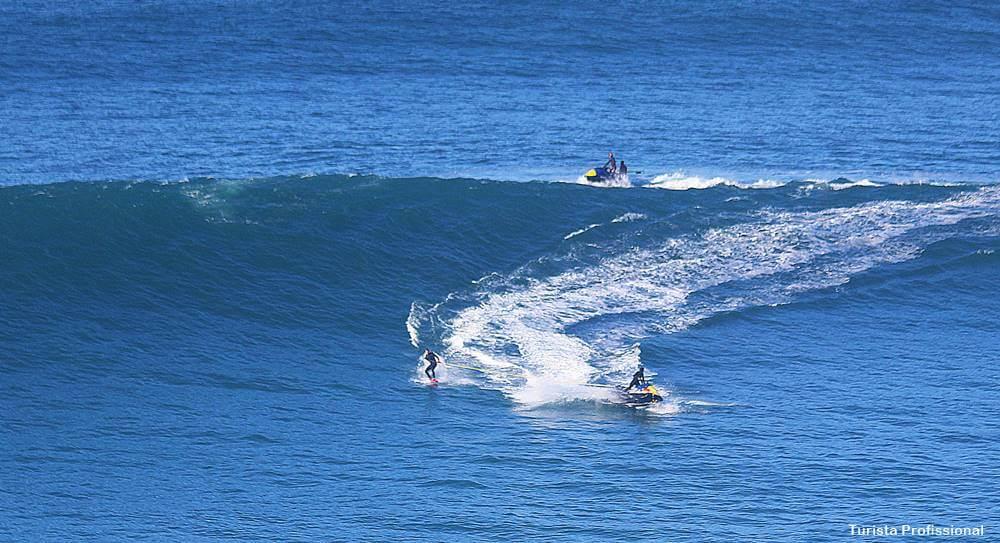 ondas gigantes de nazare - Nazaré, Portugal: como chegar e o que fazer