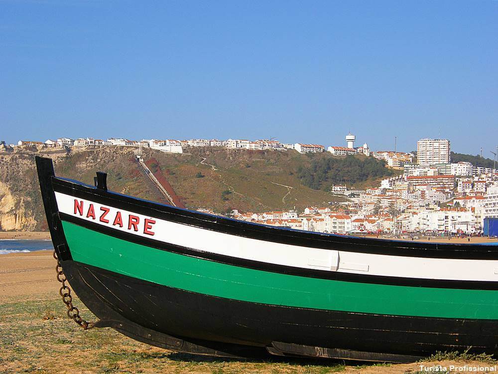 praia de nazare portugal - Nazaré, Portugal: como chegar e o que fazer