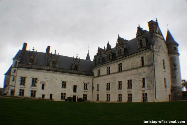 Como chegar ao Vale do Loire