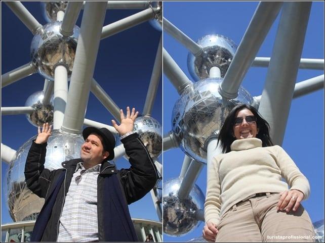 Atomium Bruxelas Bélgica