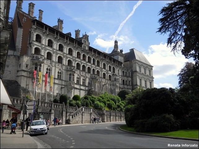 Blois - Como visitar o Vale do Loire usando o transporte público?