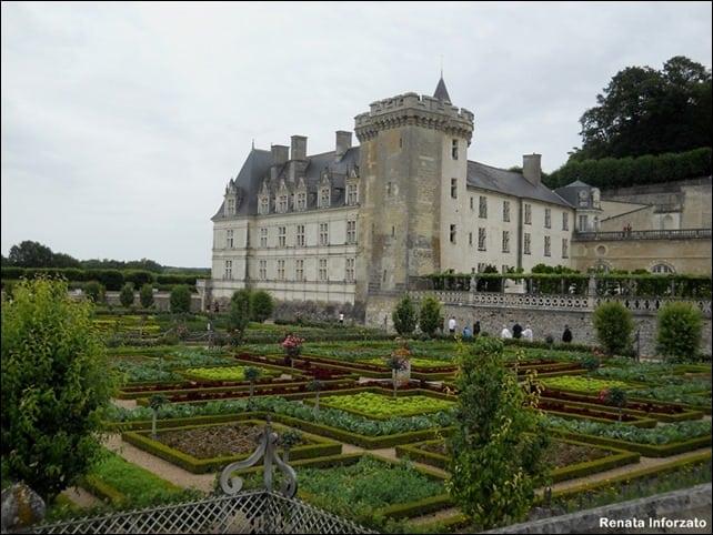 Castelo de Villandry