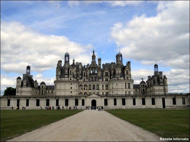 Chambord - Como visitar o Vale do Loire usando o transporte público?