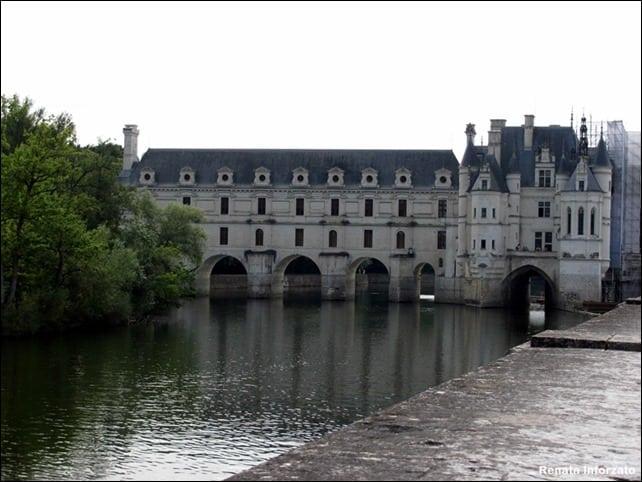 Chenonceau - Como visitar o Vale do Loire usando o transporte público?