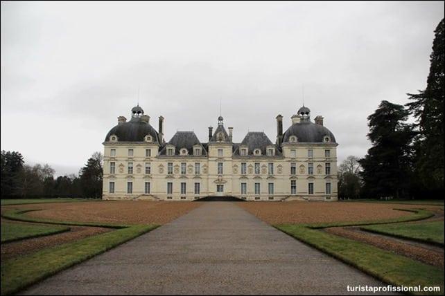 Cheverny - Como visitar o Vale do Loire usando o transporte público?