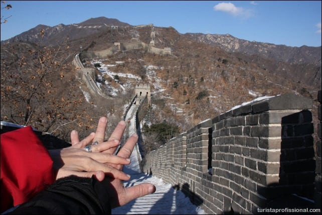 IMG 7739 1 - Como chegar na Muralha da China
