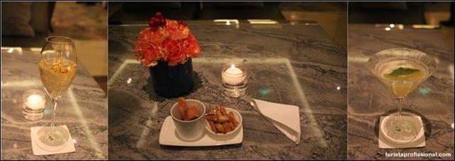 OpusLounge - Restaurante em Pequim: Mio no Hotel Four Seasons