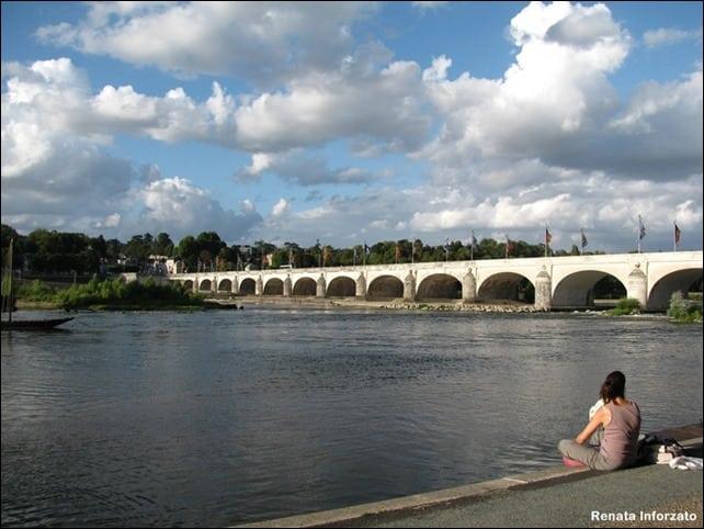 Onde fica o vale do Loire