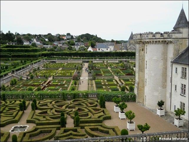 Como visitar o Vale do Loire
